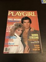 Playgirl February 1984 Issue Pierce Brosnan