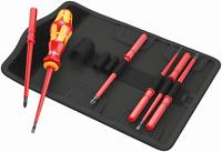 Wera 60 i/7 Kompakt VDE Interchangeable Insulated Screwdriver Set 05003470001