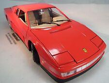 Ferrari testarossa 1984  Modellauto von Burago im Maßstab 1:18 in OVP