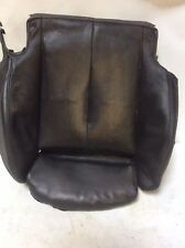 04-10 BMW E64 650i CONVERTIBLE FRONT RIGHT SEAT LOWER BOTTOM BUCKET CUSHION I