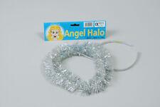 Silver Halo On Headband Christmas Angel Xmas Nativity Fancy Dress