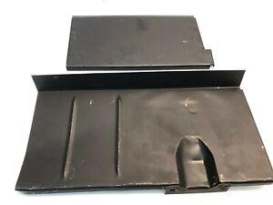 MG MIDGET 1500 RIGHT HAND FRONT TOE PANEL + REAR BULKHEAD REPAIR