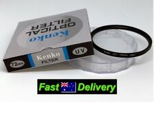 72mm UV Lens Filter! for Nikon AF-S 24mm f1.8G, AF-S 58mm f1.4G Lenses