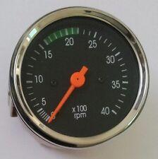 Apexmeter Electronic Tachometer RPM Meter  Alternator For Trucks ,  genset 80mm