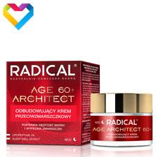 Farmona Radical AGE ARCHITECT 60+ Night Rebuilding Anti Wrinkle Cream 50ml