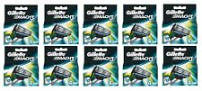 40 x Gillette Mach 3 Klingen (10 x 4er Pack) - echt Lager