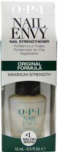 OPI Nail Envy Nail Strengthener Original Formula 15ml **EVERYTHING MUST GO**