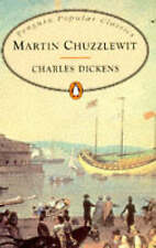 Martin Chuzzlewit (Penguin Popular Classics), Dickens, Charles, Very Good Book