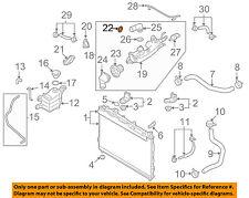 HYUNDAI OEM 13-14 Santa Fe-Engine Water Pump Gasket 2546235504