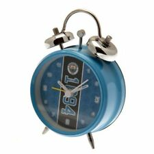 Official Licensed Football merchandise Manchester City Alarm Clock Bedroom Gift