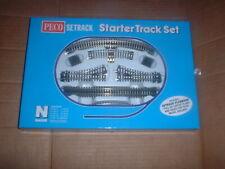 More details for peco n gauge st-300 setrack starter track set mint/boxed