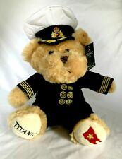 White Star Line Titanic 1912 Offizier Bär