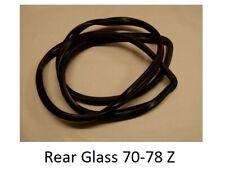 Datsun 240Z 260Z 280Z 1970-78 Hatch Window Glass Seal Rubber Weatherstrip 028