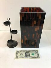 Vintage PartyLite Global Ambiance Candle Holder & Tealight Tree ~ Retired P9864