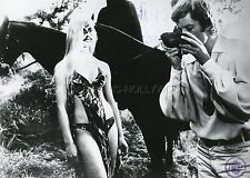 PETER FONDA ROGER CORMAN THE TRIP 1967 VINTAGE PHOTO ORIGINAL #1  LSD DRUGS
