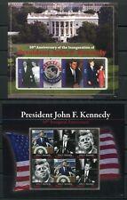 Guyana 2011 J. F. Kennedy US-Präsident Politik President Politics Geschichte MNH