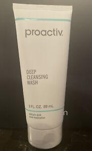 Proactiv Deep Cleansing Face Wash, 3 Oz acne medication salicylic acid
