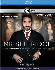 Masterpiece Classic: Mr. Selfridge (UK Edition) [Blu-ray], Good DVD, ,