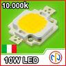 CHIP POWER LED 10W 12V Bianco Freddo 10000K Alta Luminosità White