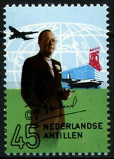 Netherlands Antilles 1971 SG#546 Prince Bernhards 60th Birthday MNH #D34253