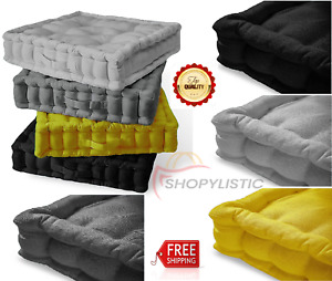"""High 4"""" Armchair Bolster Booster Cushion Great for Pregnancy & Elderly Easy Rise"""