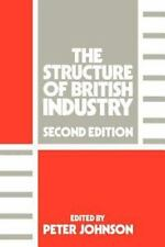 The Structure of British Industry