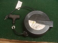 Bayco model 801 Triple Tap Mountable 30 ft Retractable Extension Power Cord