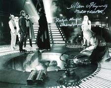 ALAN FLYNG & RALPH MORSE -  Star Wars GENUINE AUTOGRAPHS UACC (Ref:5537)