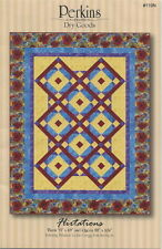Flirtations ~ Quilt Quilting Pattern ~ by Perkins Dry Goods 119N