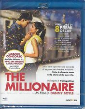 THE MILLIONAIRE - BLU RAY DISC NUOVO!