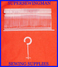"""New 1000 Pcs. J Hooks Standard Price Tag Tagging Tagger Pin Barbs Fasteners 1"""""""