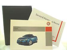VAUXHALL TIGRA B SERVICE BOOK HANDBOOK & WALLET PACK -  2004 To 2007 NEW
