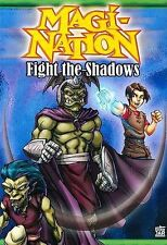 Magi-Nation: Fight the Shadows NEW DVD