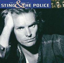 Sting - The Very Best of Sting and The Police [CD]