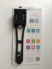Nite Ize handleband Universal Teléfono Inteligente Bicicleta de montaje del manillar de negro (nuevo)