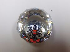 Swarovski Austria Crystal Colors Paperweight New With-Boxes