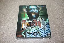The Typing of the Dead PC Big Box Game Sega Computer Very Good Condition