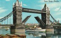 Ansichtskarte Tower Bridge London Großbritannien - ungelaufen unbeschrieben AK