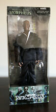 """The Matrix - Martial Arts Morpheus Action Figure 12"""" - N2 Toys - New in Box!"""