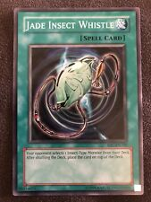 Jade Insect Whistle Yugioh Card Genuine Yu-Gi-Oh Trading Card