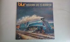 LP BLUR MODERN LIFE IS RUBBISH VINYL