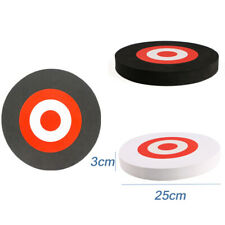 Lightweight Archery Target Board Moving Shooting Hunting Practice Circle EVA