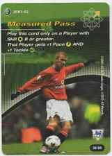 2001-02-DAVID BECKHAM-MAN-MANCHESTER UTD-UNITED-ENGLAND-38-WIZARDS FOOTBALL CARD