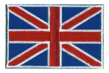 Royaume Uni Union Jack UK patche écusson patch drapeau thermocollant 85x55mm