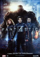 FANTASTIC FOUR original Kino Plakat A1 gerollt 2015