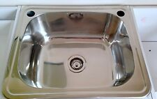 45L Laundry sink Tub with Bypass Kit