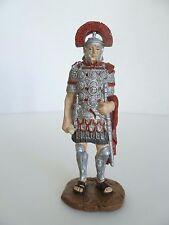 Veronese Ancient Roman Centurion Soldier w Sword Dagger Scroll 2002 Metal Figure