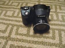LikeNew Canon Powershot SX500 16mp Digital Camera 30x Optical Zoom