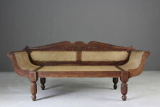 Wooden Victorian Sofas & Chaises (1837-1901)