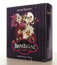 4 x Girls Scent Bratzillaz Eau de Toilette 50ml -- (4 Bottles)